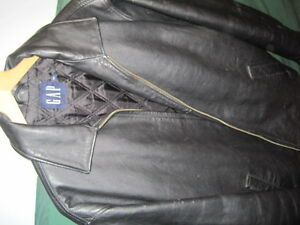 Gap Leather Jacket!