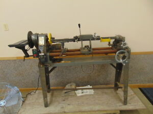 KING LATHE WITH COPIER