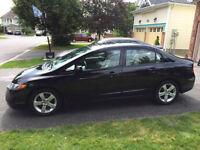 2007 Honda Civic EX Sedan
