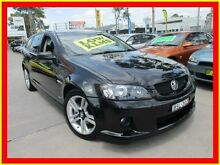2010 Holden Commodore VE II SV6 Black 6 Speed Auto Sports Mode Wagon North Parramatta Parramatta Area Preview