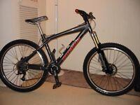 gt ruckuss mountain bike stolen