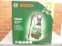 New Bosch 35-12 Pressure Washer + Combo Accessories
