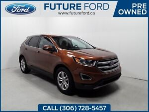 2017 Ford Edge SEL | AWD | HEATED LEATHER SEATS | NAVIGATION | F