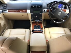 VW TOUARGEG 2005 175 827 MILES IN GOOD CONDITION