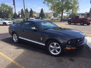 2008 Ford Mustang Lx Coupe