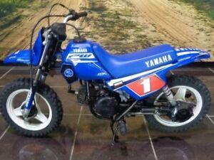 2000 Yamaha PW50 (pee-Wee)
