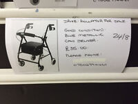 DRIVE - ROLLATOR FOR SALE