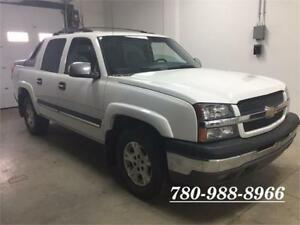 2005 Chevrolet Avalanche Z71 4x4,starts, runs and drives strong