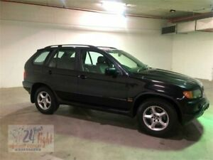 2001 BMW X5 E53 Black Sports Automatic Wagon Campbelltown Campbelltown Area Preview