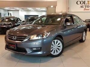 2015 Honda Accord Sedan EX-L-AUTO-LEATHER-SUNROOF-CAMERA-ONLY 56