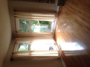 Lower College Heights/Malaspina area. Available May 1st