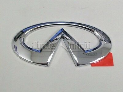 New OEM Infiniti I35 Rear Emblem Logo Badge 2002 2003 2004