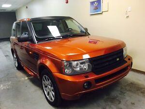2006 Range Rover Sport *PREMIUM *NAVI *LOW MILEAGE *Safety cert.