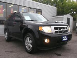 2010 FORD ESCAPE XLT !! 4X4 !! SATELLITE RADIO !! LOADED !!