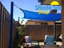 Huge Range of Shade Sails Pre Made In Stock Various Sizes/Colours Woy Woy Gosford Area Preview