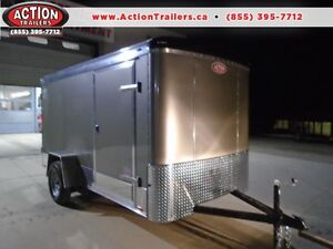 12' ENCLOSED ATLAS, TONS OF OPTIONS, ONE LOW PRICE!!