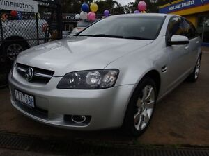 2009 Holden Commodore VE MY09.5 International Sportwagon Nitrate Silver 4 Speed Automatic Wagon Dandenong Greater Dandenong Preview