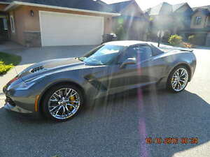 2016 Chevrolet Corvette 3LZ Convertible