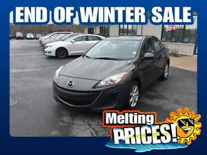 2011 Mazda Mazda3 /LEATHER/SUN ROOF !