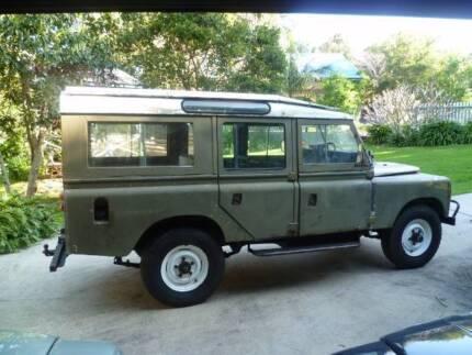 1976 Land Rover (4X4) Station Wagon Maleny Caloundra Area Preview
