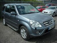 HONDA CR-V 2.0 I-VTEC EXECUTIVE 5d AUTO 148 BHP CRV (grey) 2006