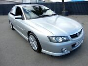 2005 Holden Calais VZ Silver 4 Speed Automatic Sedan Enfield Port Adelaide Area Preview