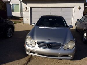 2003 Mercedes-Benz C-Class C-230 Coupe (2 door)