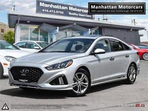 2018 HYUNDAI SONATA SPORT |ROOF|BLINDSPOT|PHONE|WARRANTY|P.SHIFT