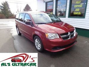 2016 Dodge Grand Caravan SXT W/ DVD for only $196 bi-weekly!