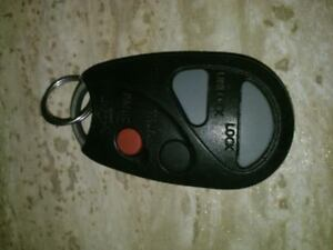 Nissan Infinity Keyless remote for doors & trunk