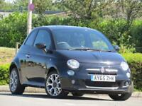 2015 Fiat 500 S 1.2 ONLY 16,000 MILES, FACELIFT MODEL