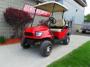 2008 Club Car Precedent Electric Upgraded Golf cart
