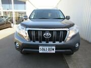 2014 Toyota Landcruiser Prado KDJ150R MY14 GXL Grey 5 Speed Sports Automatic Wagon Port Adelaide Port Adelaide Area Preview
