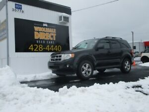 2011 Ford Escape SUV XLT FWD 3.0 L