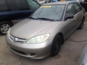 2004 Honda Berline Civic DX-G