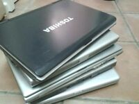 6 laptops Toshiba Sony Dell ect fix make £££s all for £50