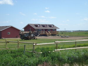Acreage for Rent or Sale Lamont County - June Availability