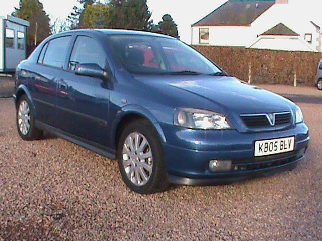 2005 vauxhall astra 1 7 cdti sport 5dr in blairgowrie perth and kinross gumtree. Black Bedroom Furniture Sets. Home Design Ideas