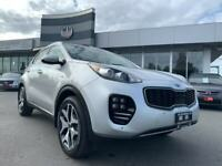 2017 Kia Sportage SX TURBO BLACKOUT LEATHER SUNROOF ONLY 30KM Delta/Surrey/Langley Greater Vancouver Area Preview