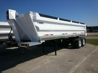 2015 Arne's End Dump, New Gravel Trailer