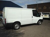 2012 FORD TRANSIT SWB - FULL HISTORY - 2 OWNERS