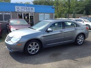 2010 Chrysler Sebring Limited Fully Certified and Etested!