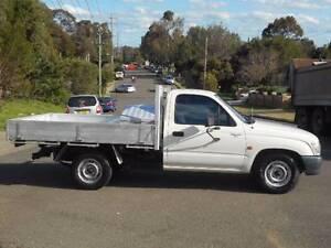 2001 Toyota Hilux Ute 5 Speed Tool box 3 Seat Smithfield Parramatta Area Preview