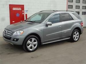 2010 Mercedes-Benz M-Class ML350 BlueTEC -- $24,995