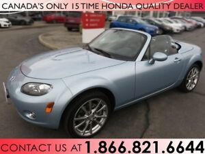 2008 Mazda MX-5 CONVERTIBLE | NO ACCIDENTS | LOW KM'S