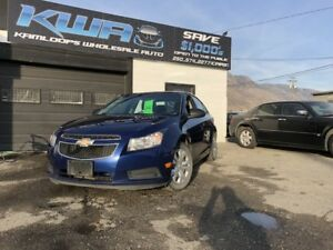 2012 Chevrolet Cruze !!LOW KMS!! !!WINTER TIRES!! **On Sale*