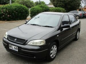 2002 Holden Astra TS City 4 Speed Automatic Sedan Clearview Port Adelaide Area Preview