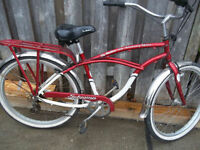 Tim Hortons 40 th Aniversary Schwinn Bike