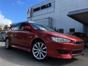 2013 Mitsubishi Lancer SE MANUAL HEATED SEATS USB LOW KM