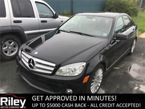 2010 Mercedes-Benz C-Class C 250 STARTING AT $203.88 BIWEEKLY